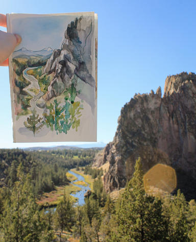 Smith Rock State Park, 2019