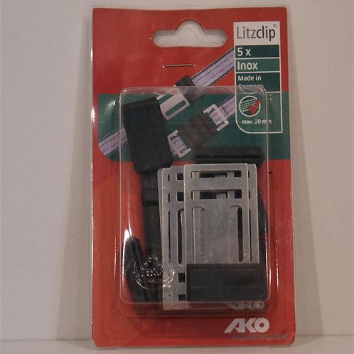 Litzclip Electric Poly Tape Connector 20mm x 5