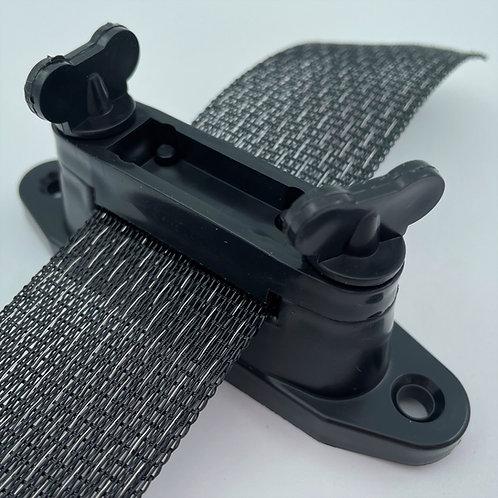 Ribbon Tape Insulator Clamp - 40mm - 10 pk