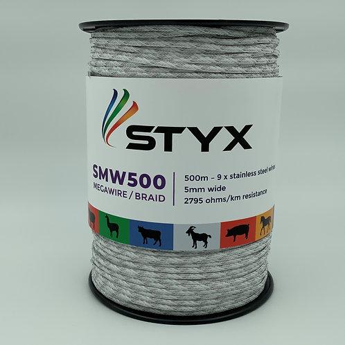 Megawire/Braid 9 x S/S wires x 500m
