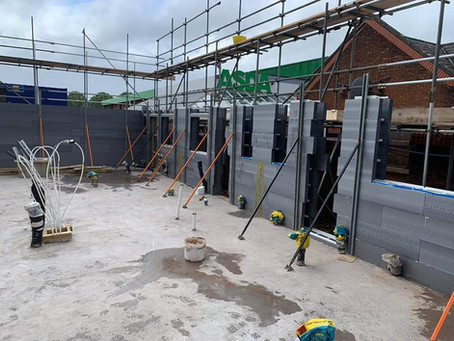 Day 2, 7 House development