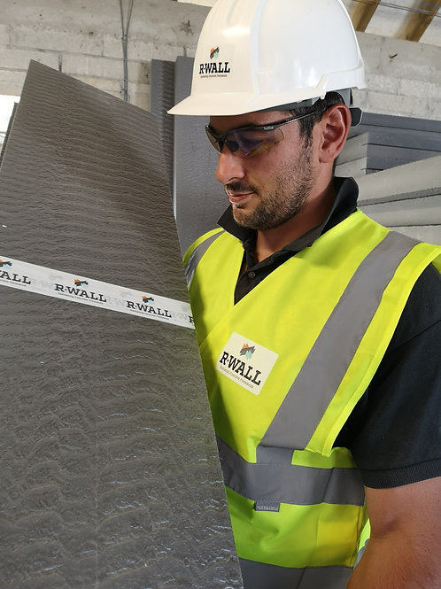 R-BOARD ICF Insulated concrete Formwork Pack of 5