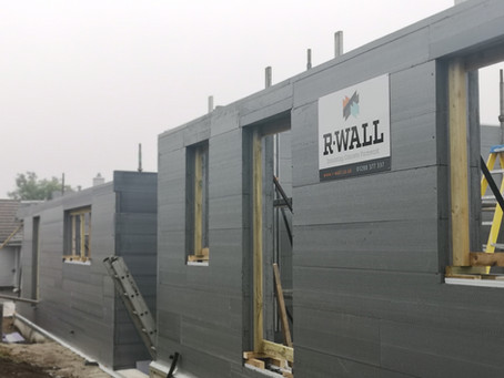 2 R-WALL New builds progressing well!