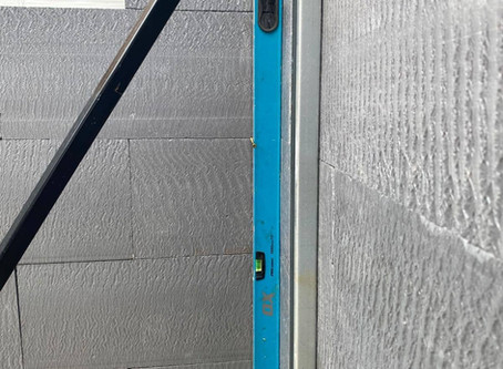 Want to build perfectly plumb walls? R-WALL is your product!