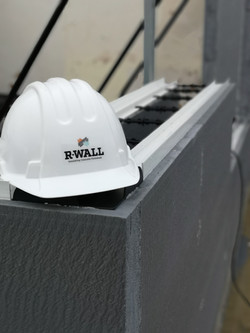 hard hat wall ed