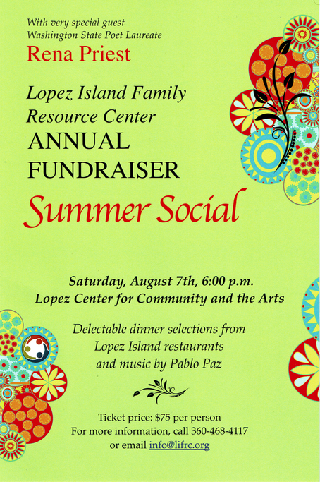 Summer Social is Back! Come celebrate with us on August 7th!!