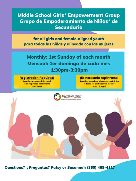 Girls Empowerment Group is back!!