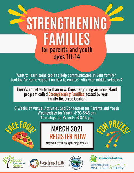 Strengthening Families Is Back!