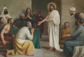 At Home Worship Service for 4/19/20, Second Sunday of Easter: