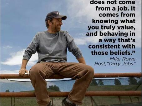 "Bits from Bob: ""Dirty Jobs"""