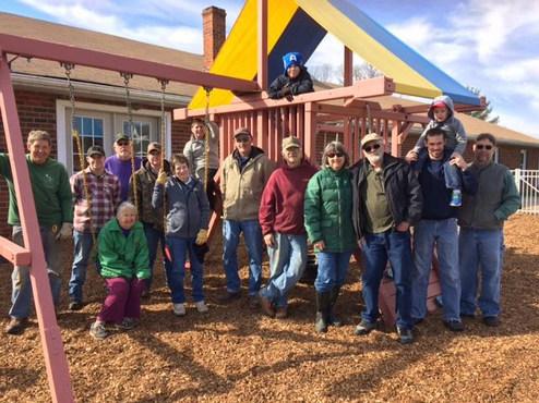 playground crew