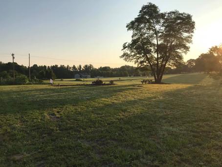 Pastor Andy's Corner: Summer Reflection