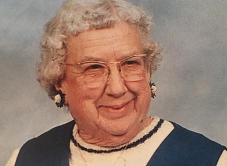 Memories: Helen Noel
