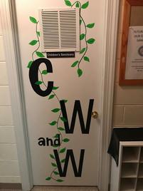Door to Children's Sanctuary