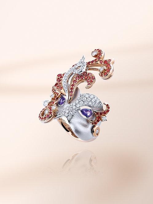 Maschera 戒指