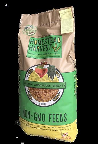 Non-GMO Soy Free Corn Free Whole Grain Layer Blend 16%