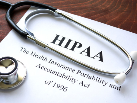 The Health Insurance Portability And Accountability Act (HIPAA) And Technology