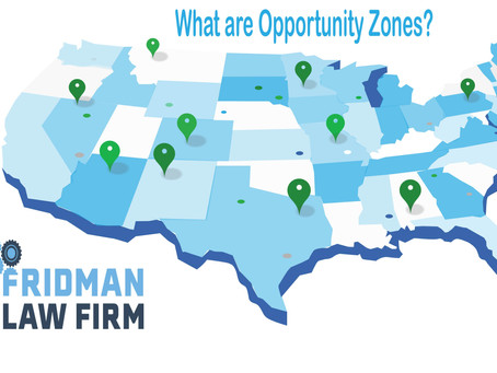Opportunity Zones Allow Deferral of Gains