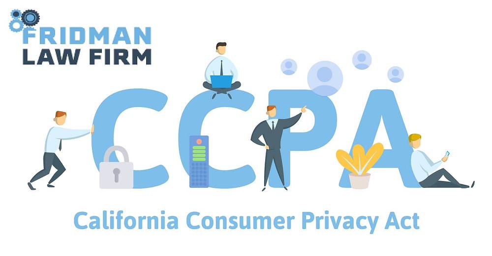 CCPA or California Consumer Protection Act