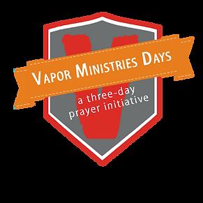 Vapor Ministries Days Logo.png