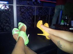Heels and Calves