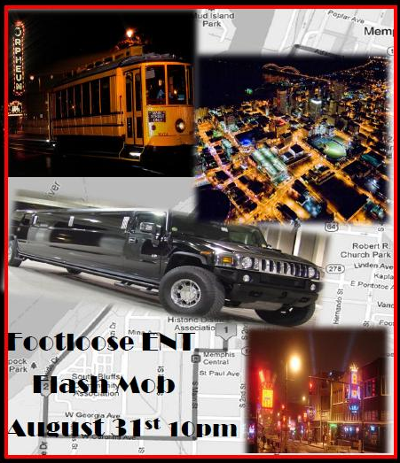 FlashMob Flyer