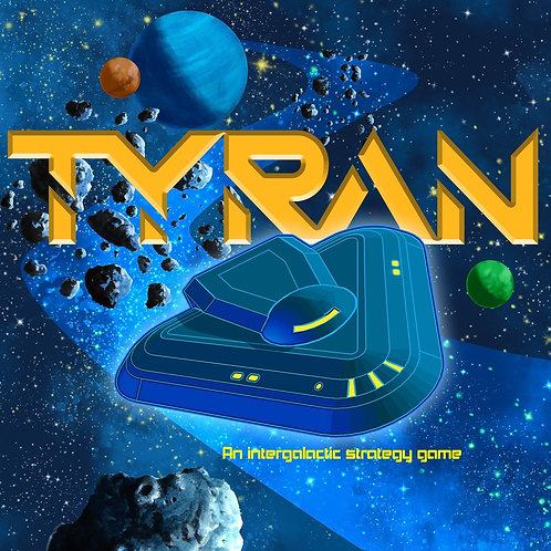 Tyran - An Intergalactic Strategy Game