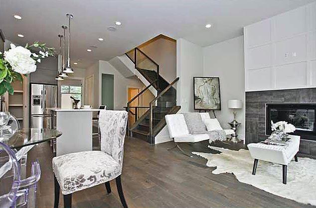 Single family home | Living room 2 - M8TRIX5 Development