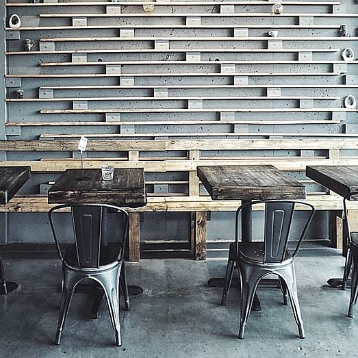 Prado Cofee shop | Empty tables/seats 2 - M8TRIX5.com Development