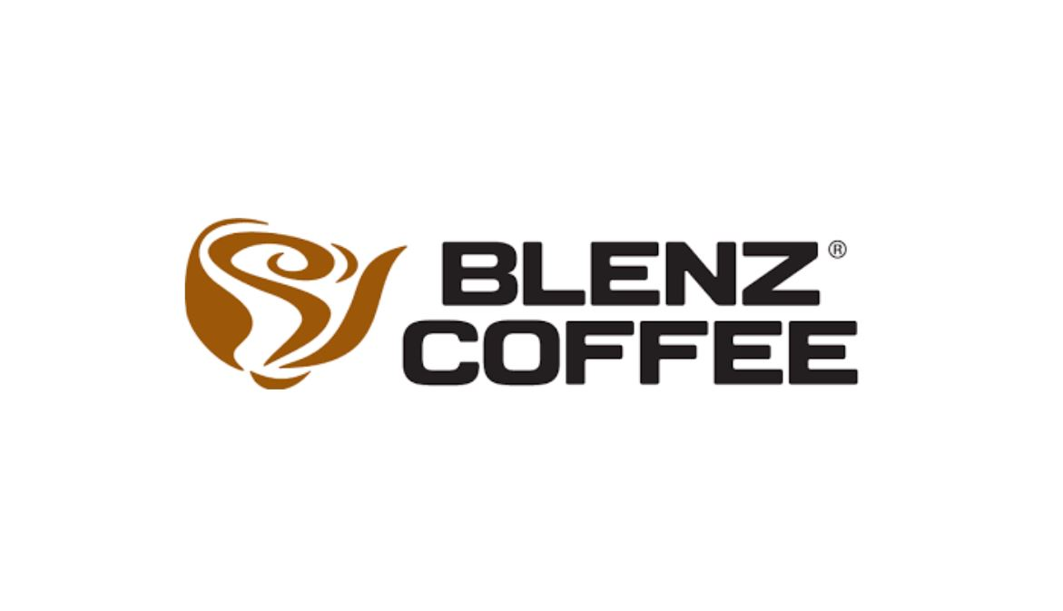 blenz coffee logo - m8trix5