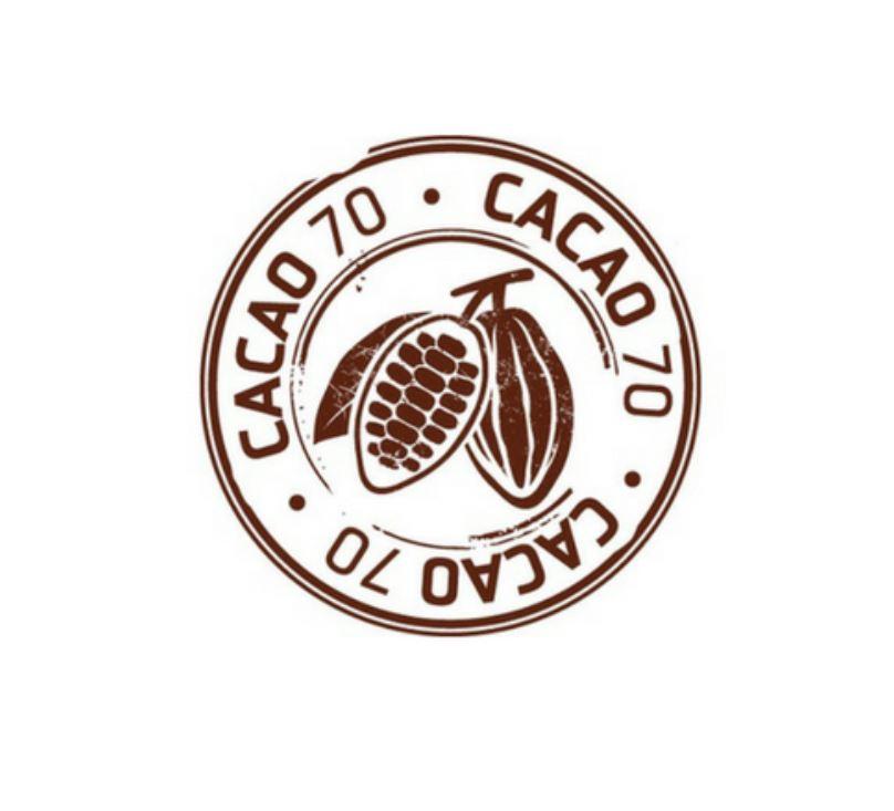 cacao 70 logo - m8trix5