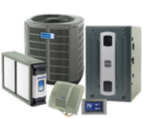 American Standard air conditioning units