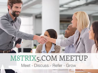 Networking Monday | Strategies on How To Grow Your Business Online.