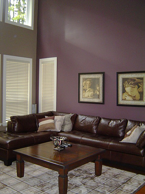 Single family home | Living room - M8TRIX5 Development