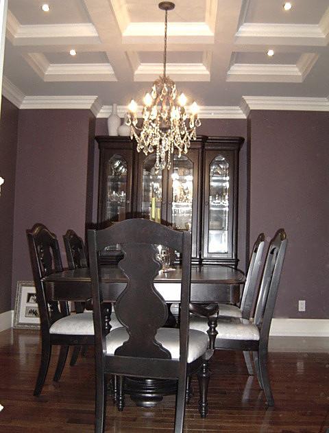Single family home | Dining room - M8TRIX5 Development