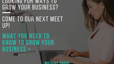 What you need to know to grow your business