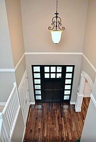Estate home | Front door - M8TRIX5.com Development