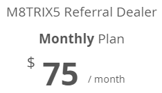 m8trix5 referral dealer annual plan opti