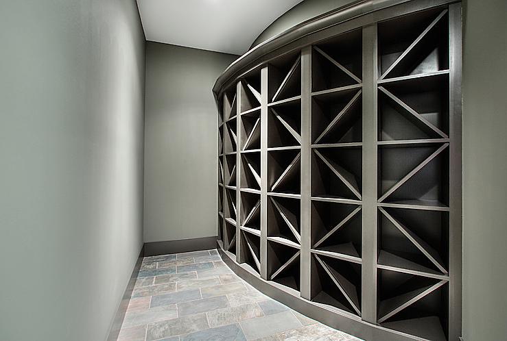 Estate home | Wine cellar - M8TRIX5 Development