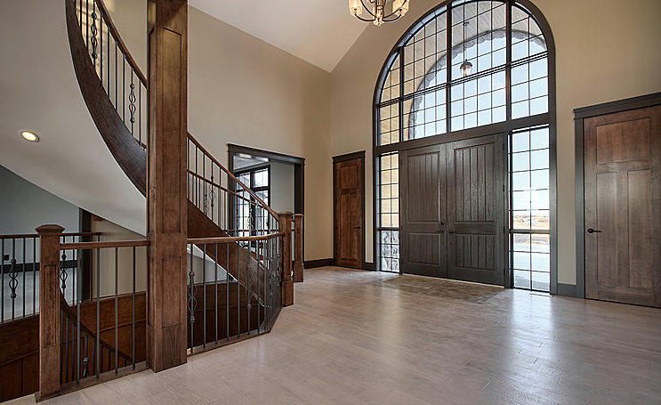 Estate home | Main door - M8TRIX5.com Development