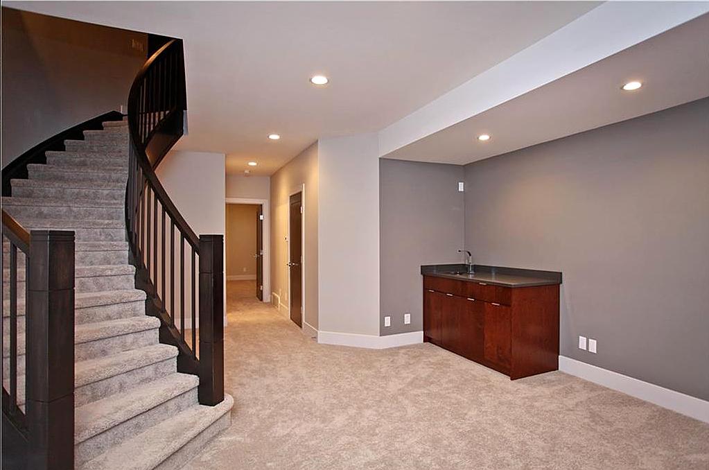 Single family home | Down stairs - M8TRIX5 Development