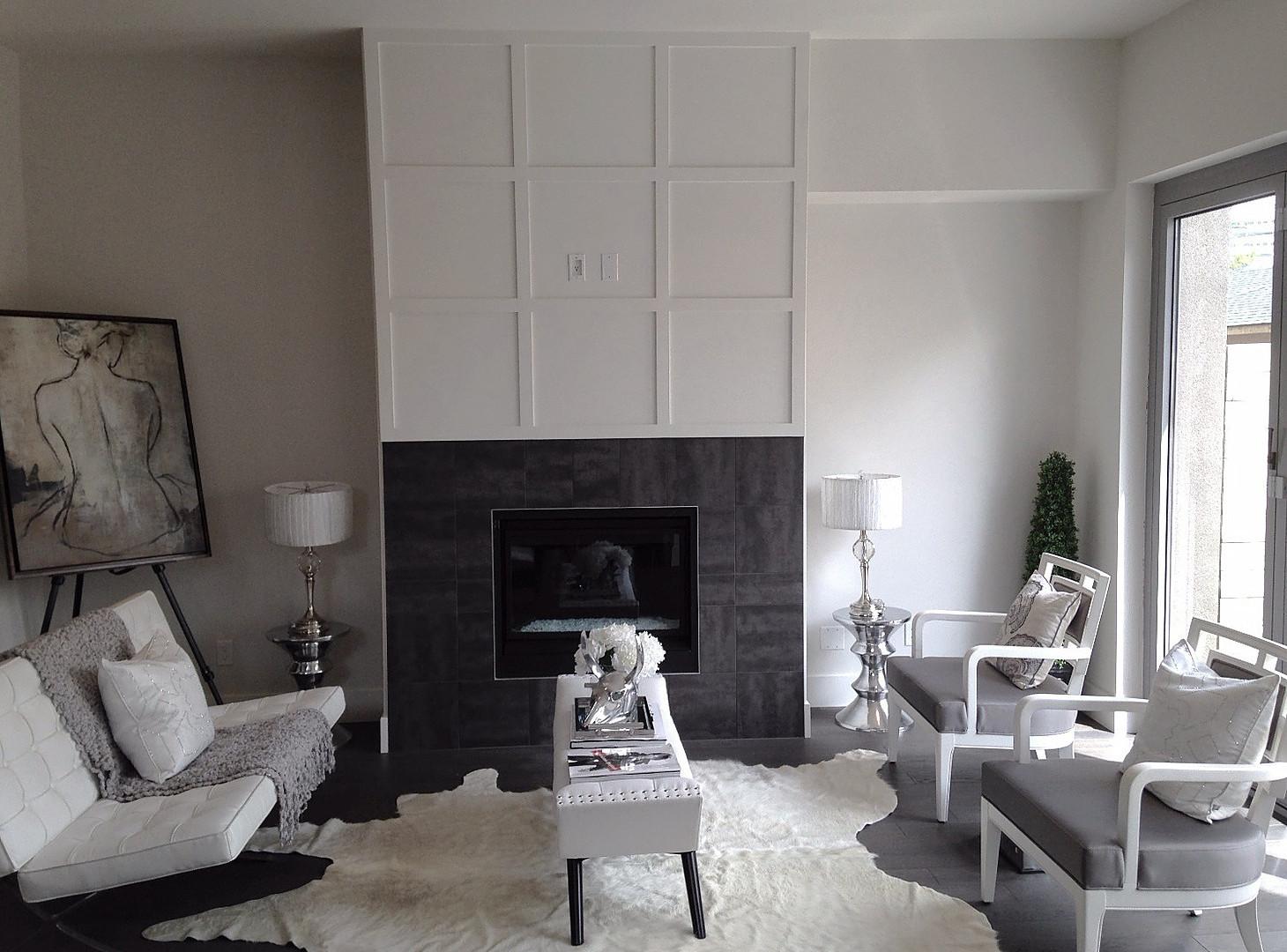 Single family home | Living room 3 - M8TRIX5 Development