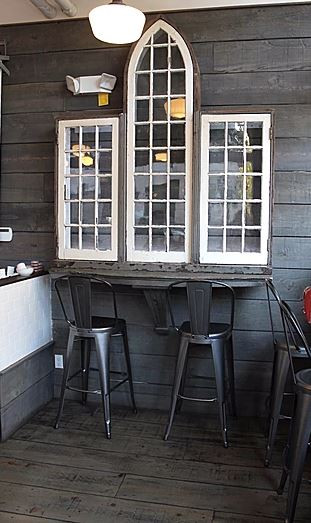 Prado Cofee shop | Empty seats  - M8TRIX5.com Development