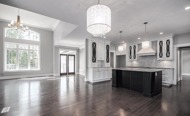 Estate home | Kitchen/Living room - M8TRIX5.com Development
