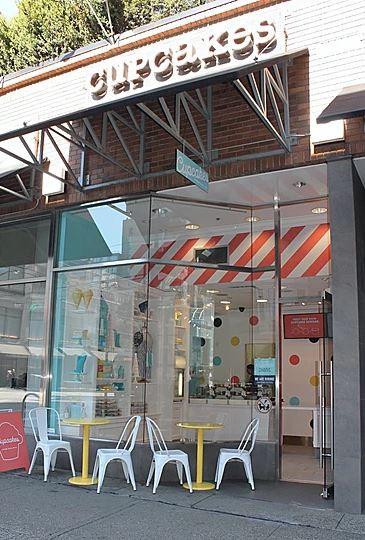 Cupcakes | Front view - M8TRIX5.com Development