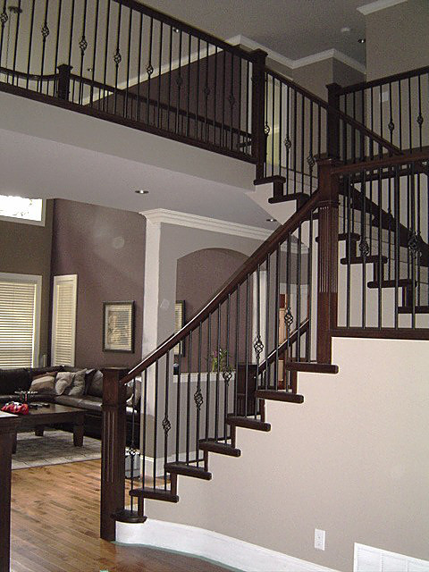 Single family home | Stairs - M8TRIX5 Development