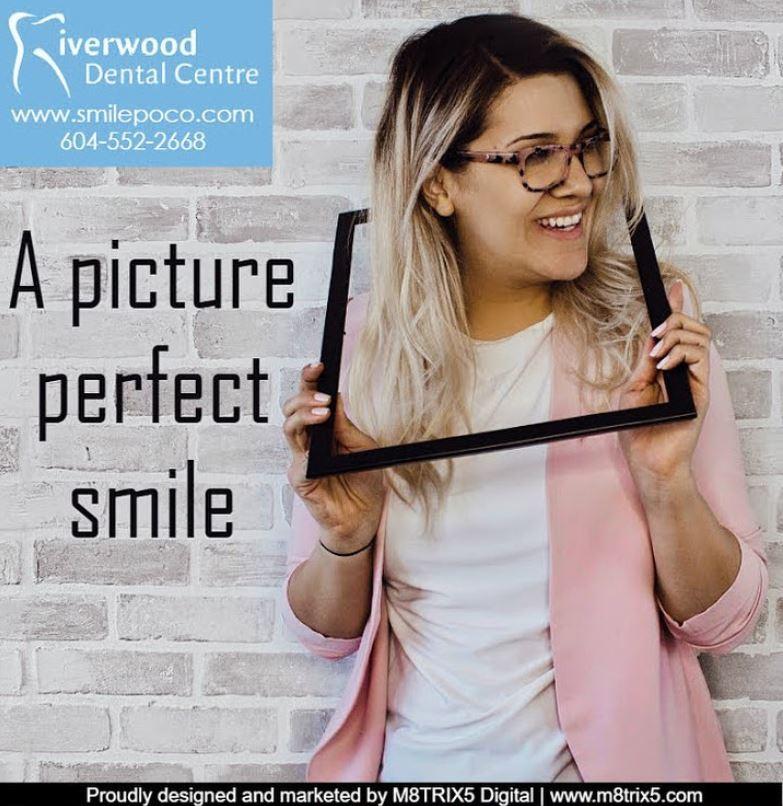 riverwood dental ad - m8trix5 digital