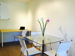 Office and Dinning Area