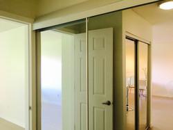 Closet-Hall-In Suite Laundry