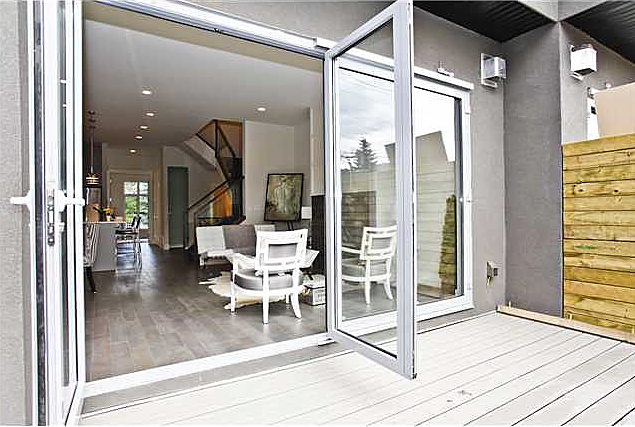 Single family home | Balcony - M8TRIX5 Development